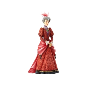 Disney Showcase Couture de Force Lady Tremaine Cinderella Figurine 4058289