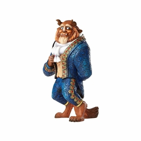 Disney Showcase Couture de Force The Beast Figurine 4058292