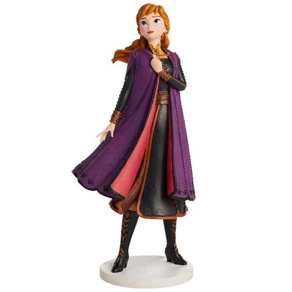 Disney Showcase Anna from Frozen 2 Figurine, 6005682