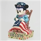 Disney Traditions Minnie Mouse as Betsy Ross Figurine by Jim Shore, 4004150