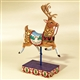 Disney Traditions Dasher Reindeer Figurine by Jim Shore, 4008065