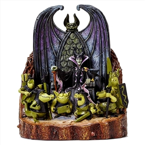 Disney Traditions Maleficent on Throne Statue by Jim Shore, 4048652