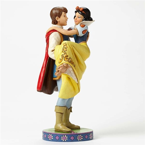 Disney Traditions Snow White and Prince Charming by Jim Shore, 4049623