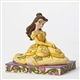 Disney Traditions Belle Personality Pose Figurine By Jim Shore