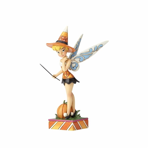 Disney Traditions Halloween Tinker Bell Figurine by Jim Shore