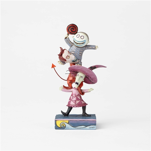 Disney Traditions Lock, Stock and Barrel Figurine