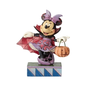 Disney Traditions Minnie Mouse as Vampire Figurine, 6000949