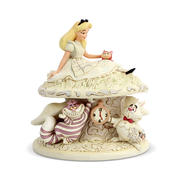 Disney Traditions Alice in Wonderland and Friends Figurine by Jim Shore | 6005957