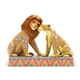 Disney Tradition Simba and Nala Figurine by Jim Shore | 6005961