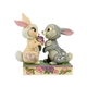 Disney Traditions Thumper and Blossom Figurine by Jim Shore | 6005963