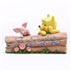 Disney Traditions Pooh and Piglet Figurine by Jim Shore | 6005964