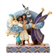 Disney Traditions Aladdin Group Hug Figurine by Jim Shore | 6005967