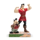 Disney Traditions Gaston and Lefou Villain Figurine by Jim Shore | 6005969