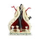 Disney Traditions Cruella DeVil and Puppies Villain Figurine by Jim Shore | 6005970