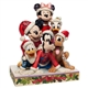 Disney Traditions Christmas Mickey and Friends, 6007063