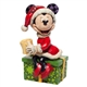 Disney Traditions Santa Minnie with Hot Chocolate, 6007069