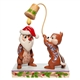 Disney Traditions Christmas Chip n Dale, 6007070
