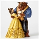 Disney Traditions Belle and Beast Dancing Figurine