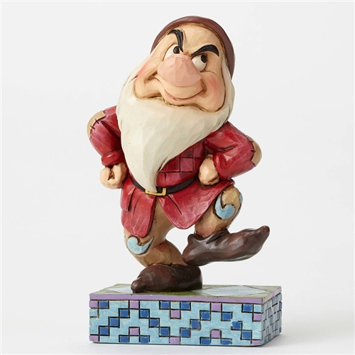 Disney Traditions Grumpy Dwarf Figurine