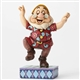 Disney Traditions Doc from Seven Dwarfs Figurine by Jim Shore