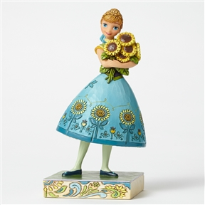 Disney Traditions Anna from Frozen Fever Figurine