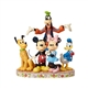 Disney Traditions Fab Five Characters Figurine by Jim Shore