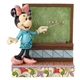 Disney Traditions Teacher Minnie Figurine