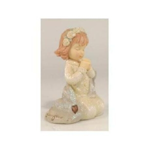Foundations First Communion Girl Figurine 0000420
