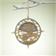 Lighthouse Compass - Foundations Hanging Ornament, 4022681