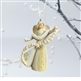 Angel with Snowflakes - Foundations Ornament, 4026892