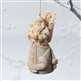 Santa with Basket - Foundations Ornament, 4026896