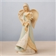 Spring Blessings Angel - Foundations Figurine, 4032043