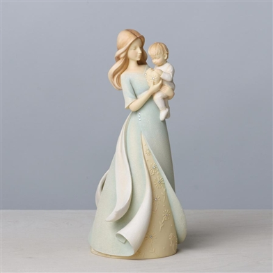 Mother with Adopted Child - Foundations Figurine, 4033863