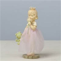 Girl Dressed as Princess - Foundation Figurine, 4033884