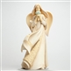 Forget Me Not Angel Figurine by Foundations 4044079