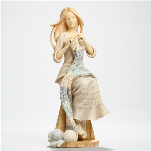 Foundations Crafting Friendship Figurine