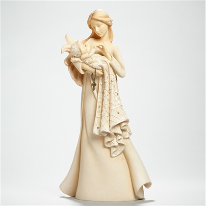 Foundations Christening Figurine, 4044089