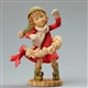 Foundations Elf with Wreath Heart of Christmas Figurine, 4046837