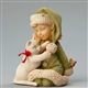Foundations Elf with Kitty Heart of Christmas Figurine, 4046838
