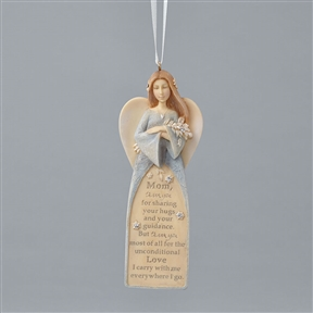 Foundations Mom Angel Ornament, 4047727