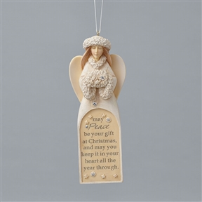Foundations Christmas Message Ornament, 4047732