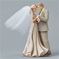 Foundations Father and Bride Wedding Figurine, 4047735