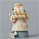 Foundations Santa with Christmas Trees Figurine 4053514