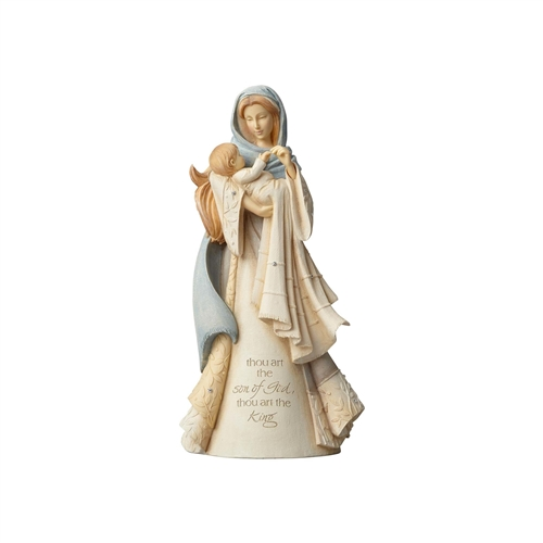 Foundations Madonna & Child Figurine 4058696