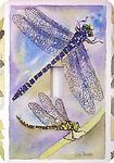 Dragonflies Lightswitch Cover FG98