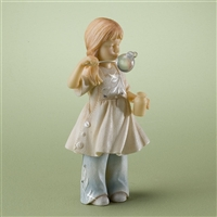 Girl Blowing Bubbles - Foundations Figurine, 4025217