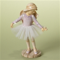 Foundations Ballerina with Butterfly Figurine, 4025659