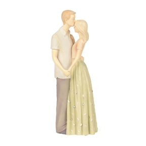 Foundations Couple in Love Figurine by Karen Hahn 6002860