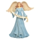 Foundations Nativity Holy Angel Figurine, 6004077