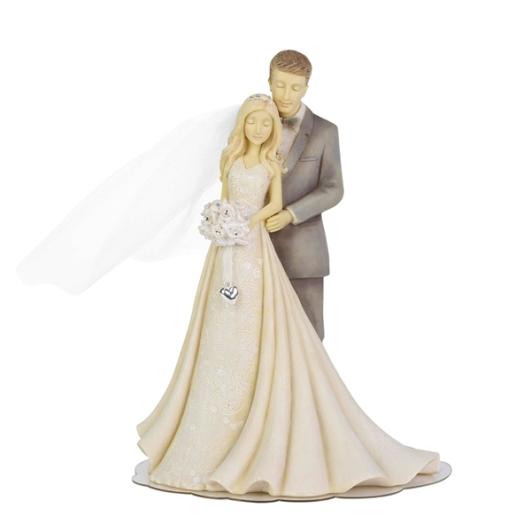 Foundations Wedding Cake Topper | 6004961